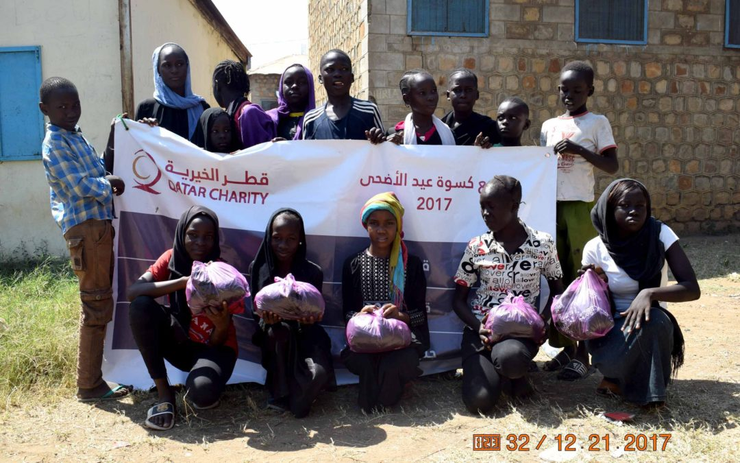 Joy as 300 needy pupils receive clothes and uniforms